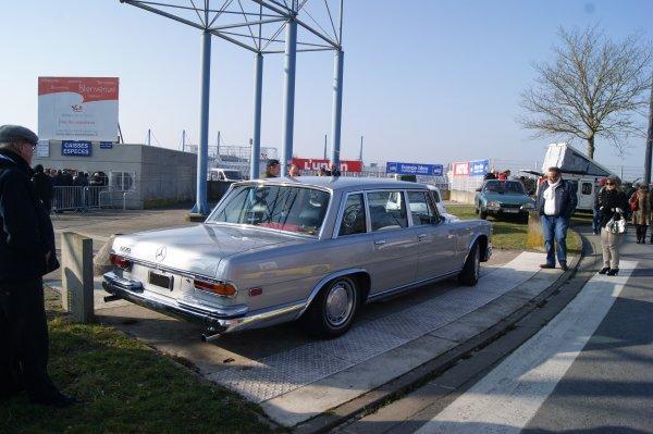 Mercedes 600 W100 1963
