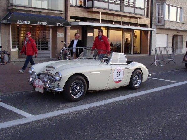 Austin-Healey 3000 MK III 1962