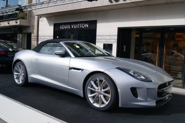 Jaguar F-Type 2013