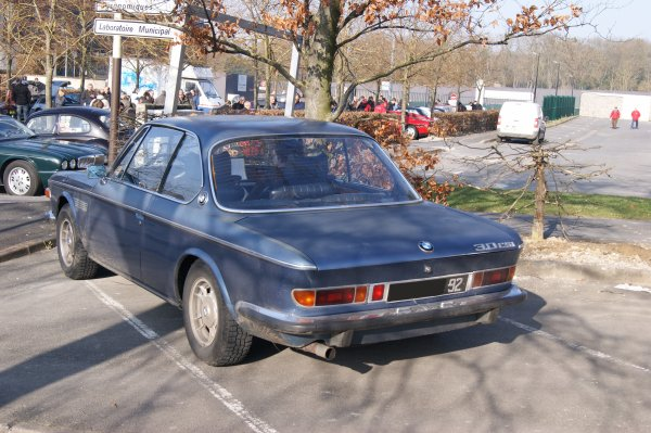 BMW 3.0 CSI 1971