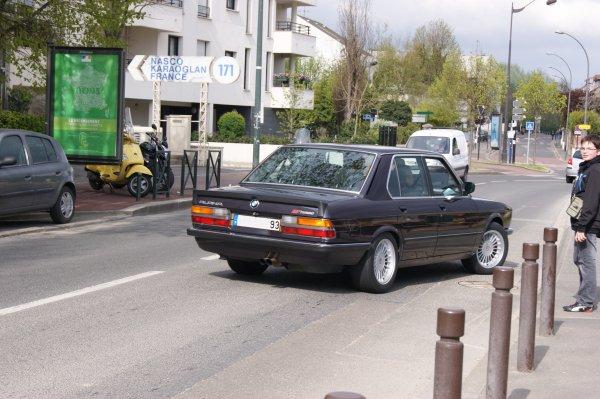 Alpina B7 E28 1981