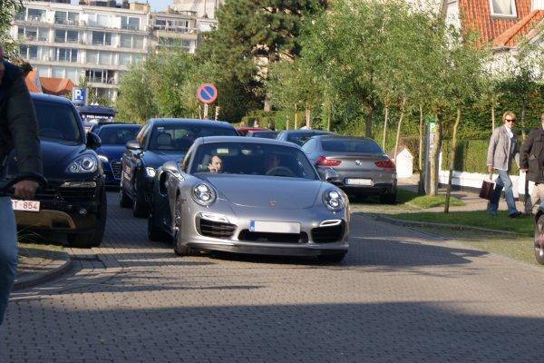 Porsche 991 Turbo S 2013