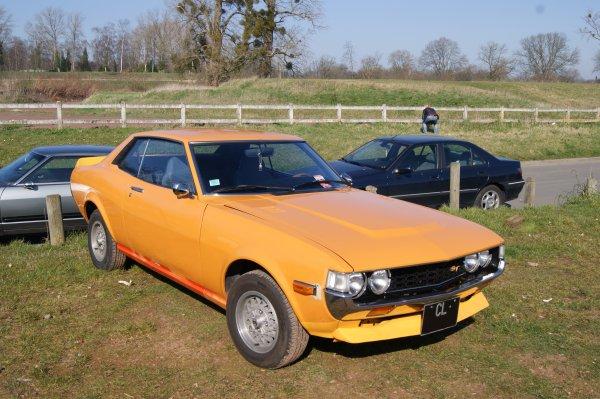 Toyota Celica 1975