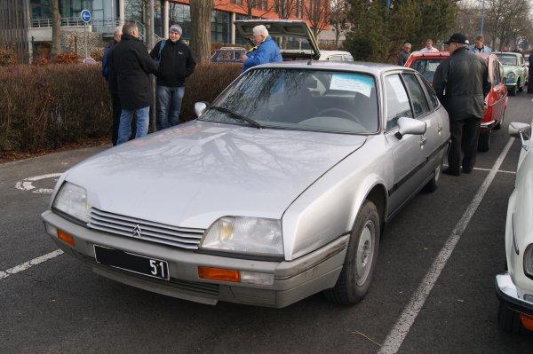 Citroën CX 25 GTI 1987