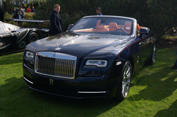 Rolls Royce Dawn 2015