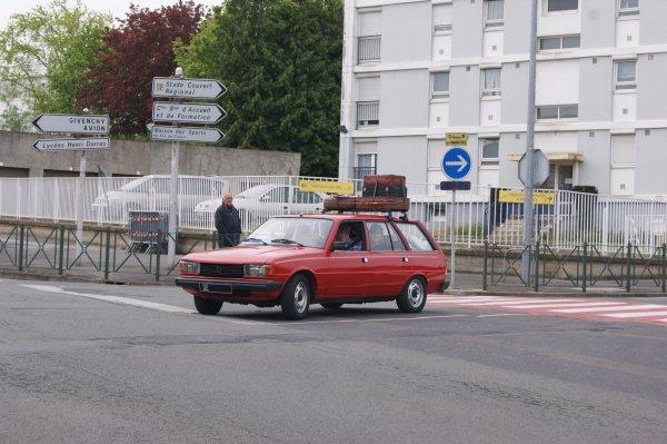 Peugeot 305 GL 1980