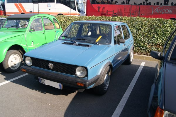 Volkswagen Golf 1 1981