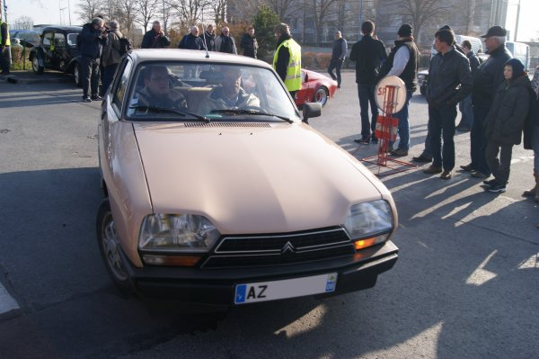 Citroën GSA Club 1981