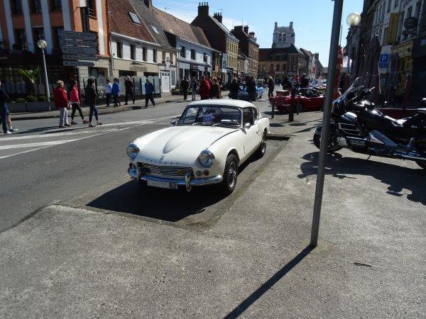 Triumph GT6 MK I 1966
