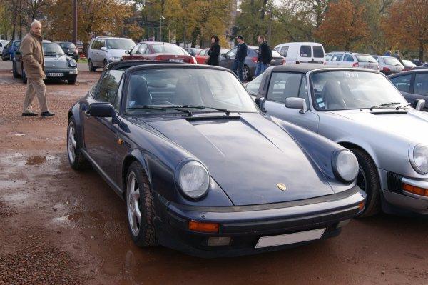 Porsche 911 Carrera Targa 1986