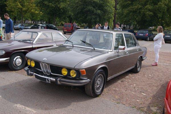 BMW 3000 1971