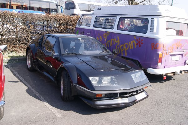 Alpine A 310 V6 Pack GT 1982
