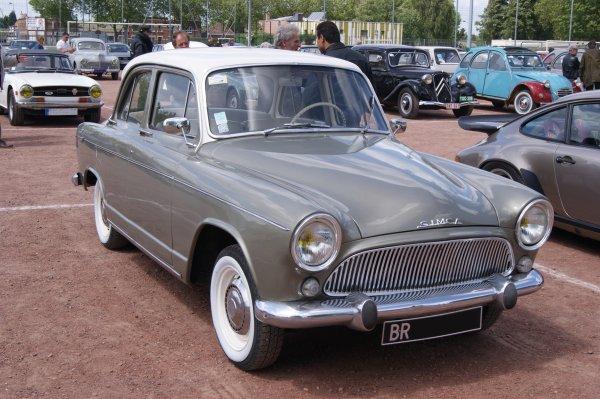 Simca Aronde P60 Montlhéry 1960