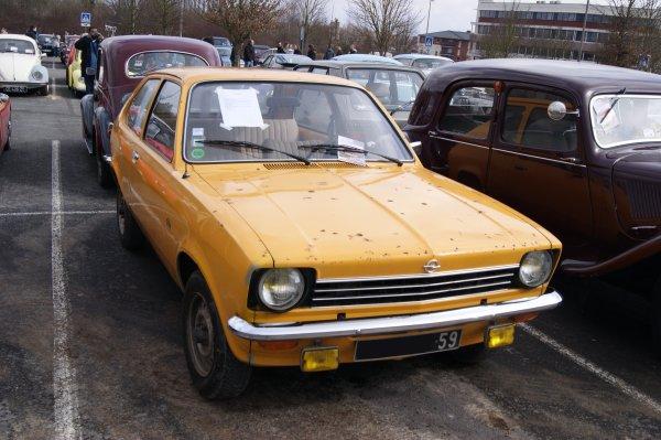 Opel Kadett C City 1975