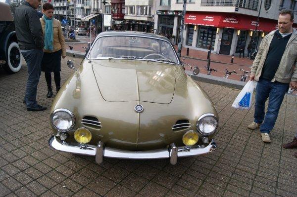 Volkswagen Karmann-Ghia Type 14 1955