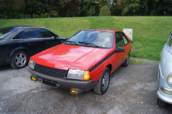 Renault Fuego 1982