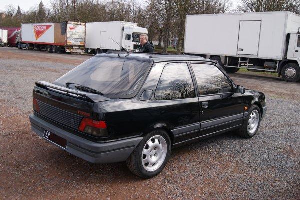 Peugeot 309 GTI-16 1989