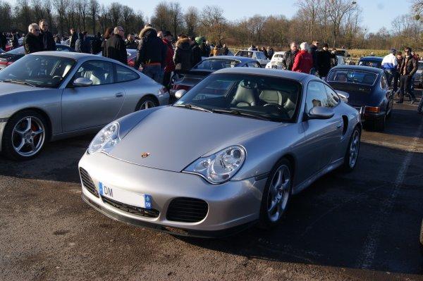 Porsche 996 Turbo 2000