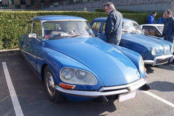 Citroën DS 21 Pallas 1971
