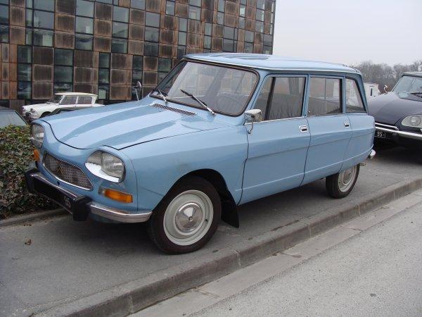 Citroën Ami 8 1970