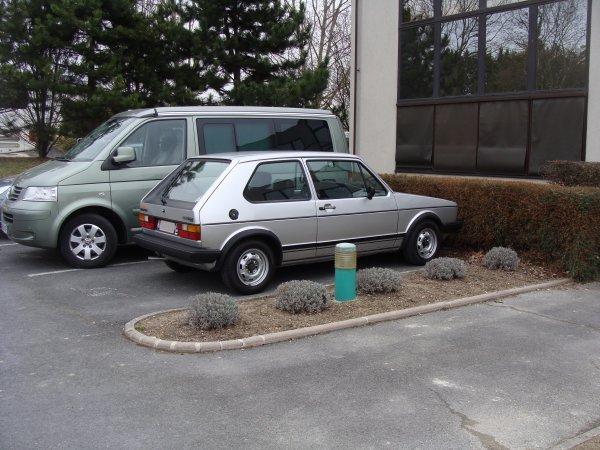Volkswagen Golf 1 GTI 1981