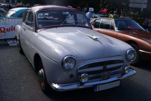 Renault Frégate Amiral Transfluide 1958