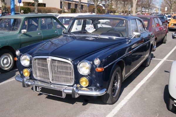 Rover P5 B Coupé 1967