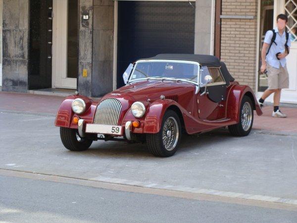 Morgan Plus 4 2004