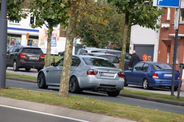 BMW M3 E90 2008