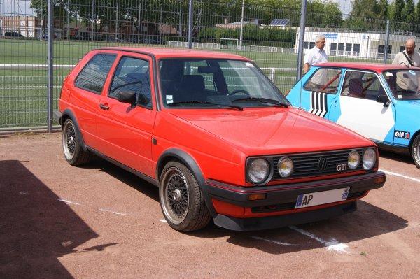 Volkswagen Golf 2 GTI 1985