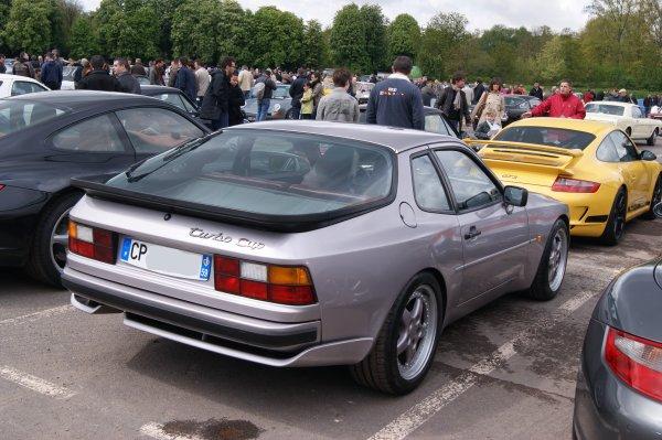 Porsche 944 Turbo Cup 1988