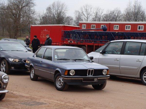 BMW Série 3 E21 1979