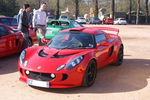 Lotus Exige S2 S 2006