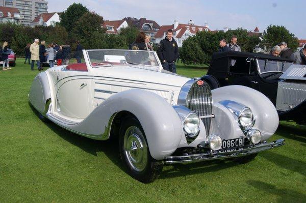 Bugatti T 57 Gangloff 1939