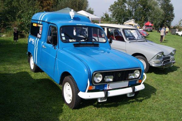 Renault 4 F4 1981