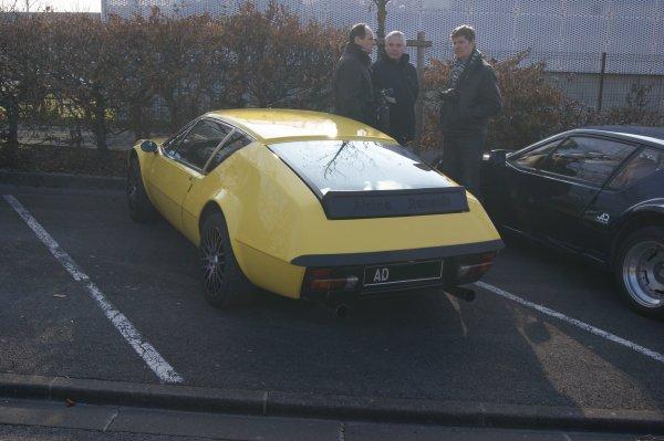 Alpine A 310 V6 1977