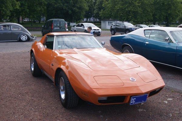 Chevrolet Corvette C3 1974