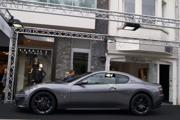 Maserati Granturismo Sport 2012