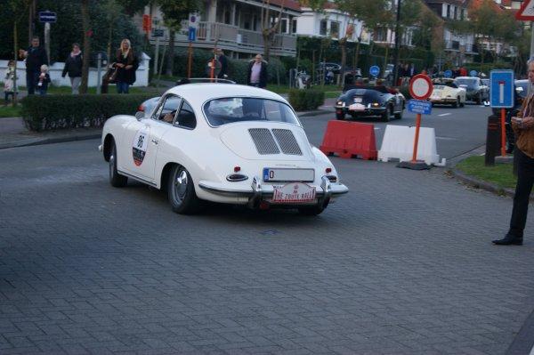 Porsche 356 BT6 1961