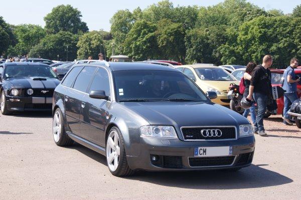 Audi RS6 C5 Avant 2002