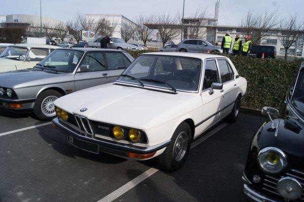 BMW 528 E12 1976