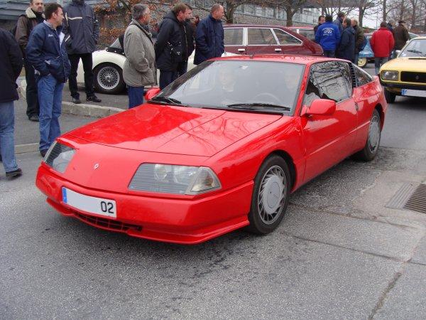 Alpine V6 Turbo 1987