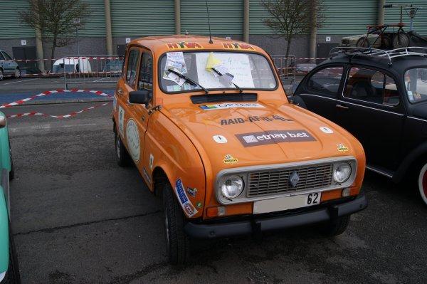 Renault 4 TL 1981
