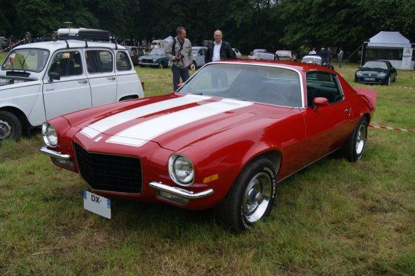 Chevrolet Camaro 1972