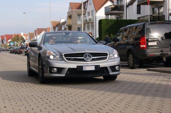 Mercedes SL R230 63 AMG 2007
