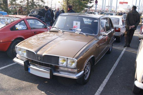 Renault 16 TX 1973