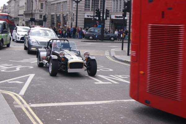 Caterham Super Seven 2007