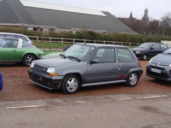Renault 5 GT Turbo 1987