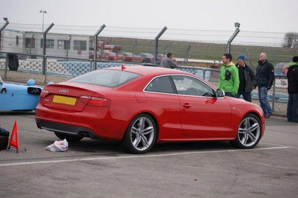 Audi S5 B8 2008