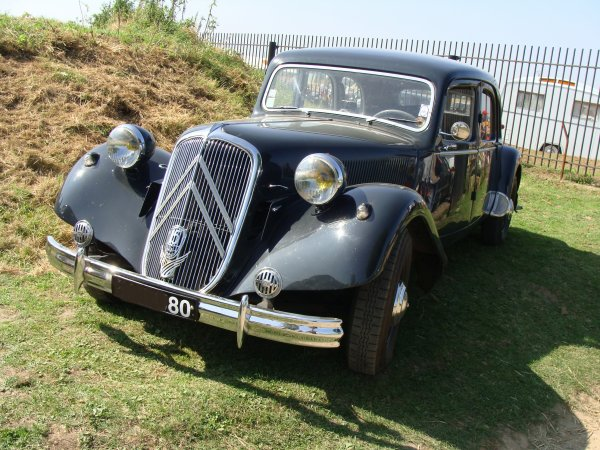 Citroën Traction 15-6D 1954